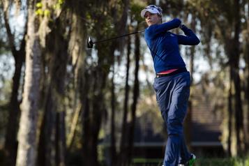 LPGA Victorieuse la semaine dernière, Nelly Korda poursuit dans la même veine)