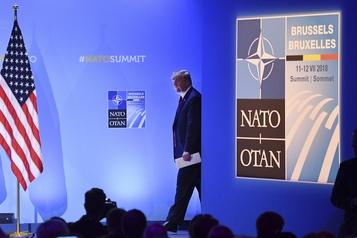 Trump se rendra au sommet de l'OTAN à Londres début décembre