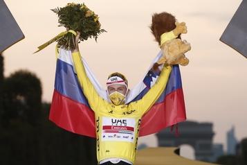 Tour de France Une victoire stupéfiante…)