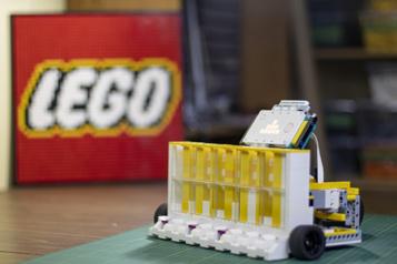 Passion Lego Le bonheur de sortir del'âgedesténèbres )