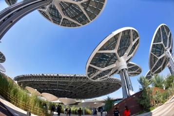 Israël et les Émiratsvont développer ensemble l'énergie solaire)