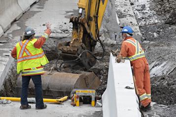 Travailleur mort sur un chantier Une planification des travaux déficiente, juge la CNESST)