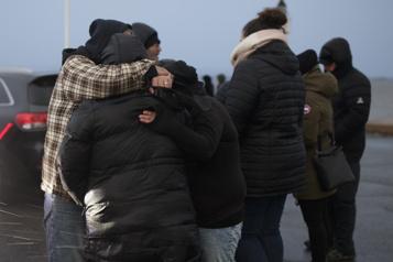 Lac des Deux Montagnes Le corps d'un des deux jeunes hommes disparus est retrouvé )