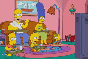 The Simpsons de retour pour leur 32esaison )