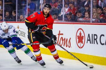 Flames: T.J. Brodie subit un malaise à l'entraînement
