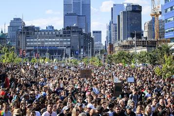 Sondage Environics: l'environnement, principal souci des Canadiens