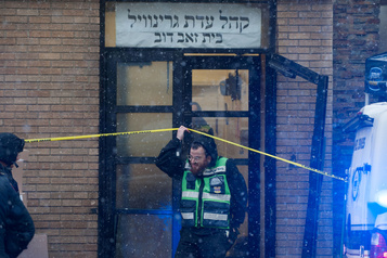 Les tireurs de Jersey City animés par l'antisémitisme, selon le procureur