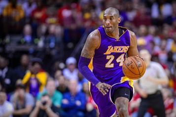 Kobe Bryant parmi les huit finalistes au Temple de la renommée du basketball