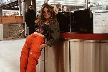 Julie Snyder: métro, boulot, talk-show…
