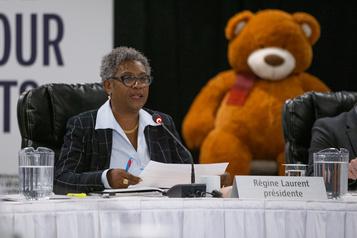 DPJ et familles noires: Régine Laurent critique durement le SPVM