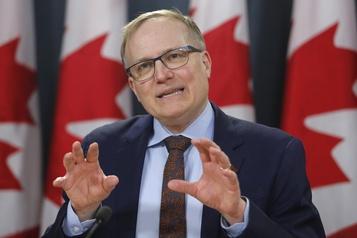 Un «portrait de l'économie» attendu de pied ferme par l'opposition à Ottawa)