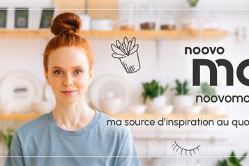 Noovo Moi La nouvelle plateforme art de vivre)