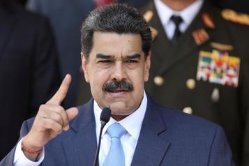 Nouvelle passe d'armes entre Washington et Caracas)