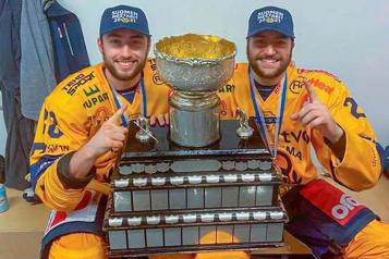 Daniel Audette et Thomas Grégoire champions en Finlande)