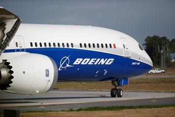 Boeing envisage de réduire davantage la production du 787 Dreamliner