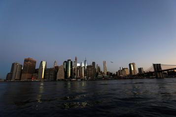 Fort ralentissement de l'activité manufacturière dans la région de NewYork