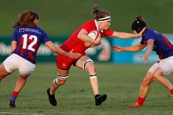 Rugby à 7 C'est reparti pour les Canadiennes)
