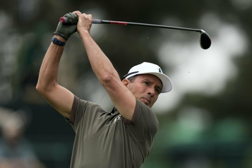 Invitation Insperity Mike Weir triomphe sur le circuit des Champions)
