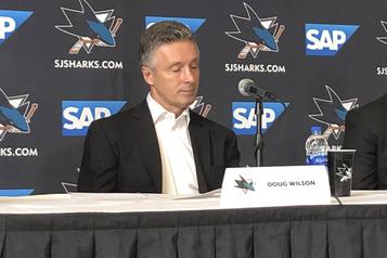 Sharks: Doug Wilson reçoit un vote de confiance