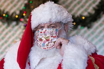 COVID-19 Le père Noël est vacciné, assure l'immunologue Anthony Fauci)