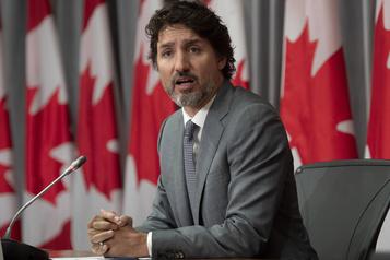 JustinTrudeau sur la sellette)