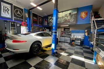 Des garages multifonctionnels )