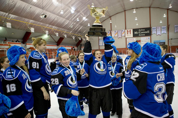 Hockey féminin : atteindre le sommet et y rester