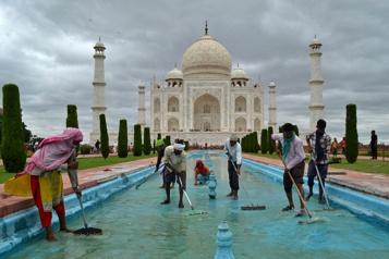 L'Inde rouvre ses portes aux touristes étrangers