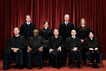 La Cour suprême, remaniée par Trump, va se pencher sur l'avortement)