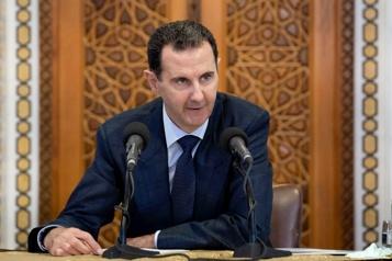 Armes chimiques Moscou bloque tous les efforts pour tenir Assad responsable, dit Washington)