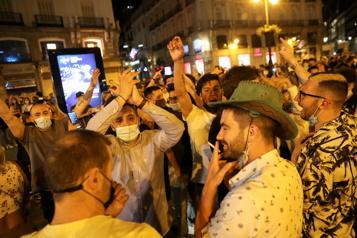 Espagne Vent de liberté après la levée de l'état d'urgence sanitaire )