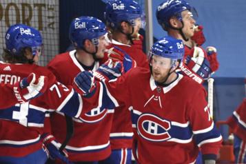 3e période Flames4 – Canadien1)