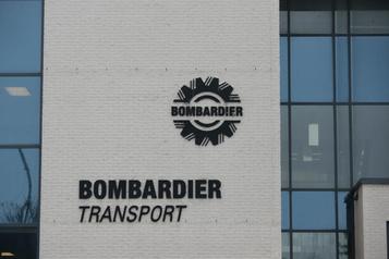 Transport ferroviaire: nouvelles montagnes russes pour Bombardier