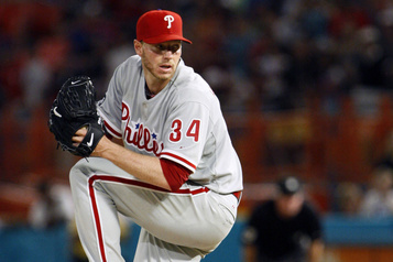 Les Phillies retireront le chandail de Roy Halladay
