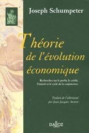Théorie de l'évolution économique