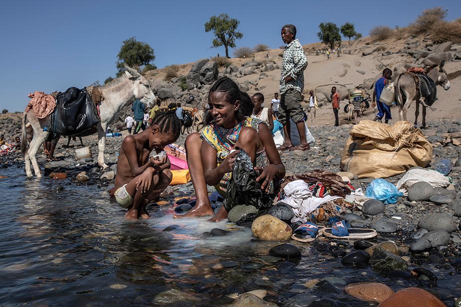 Le Tigré, qui était sous le contrôle de rebelles, est la cible depuis plusieurs semaines d'une offensive du gouvernement éthiopien.