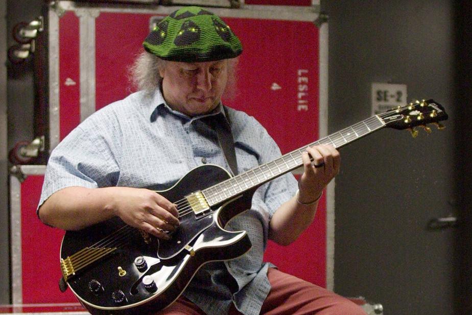 Le membre fondateur Peter Green est décédé — Fleetwood Mac
