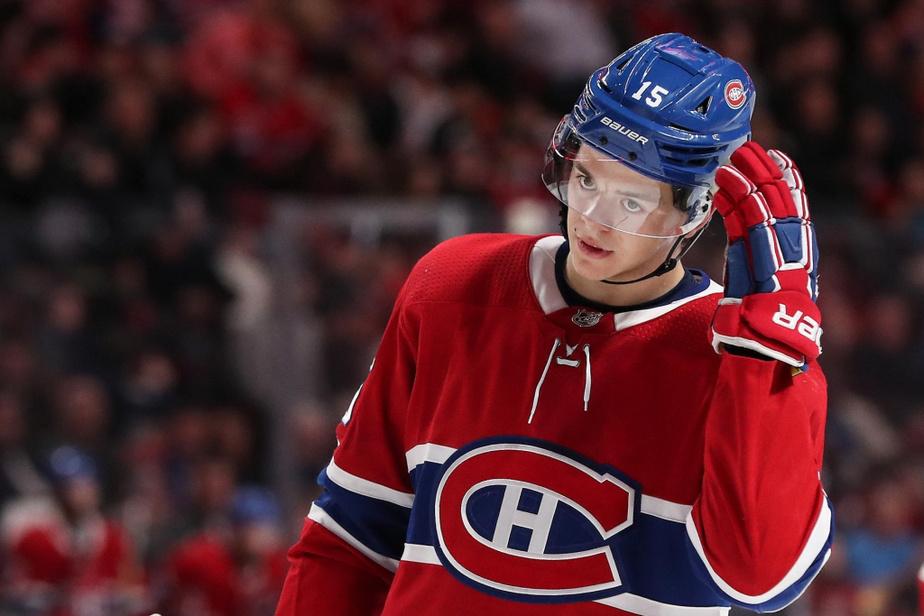 Canadiens : un premier match pour Jesperi Kotkaniemi et Ryan Poehling