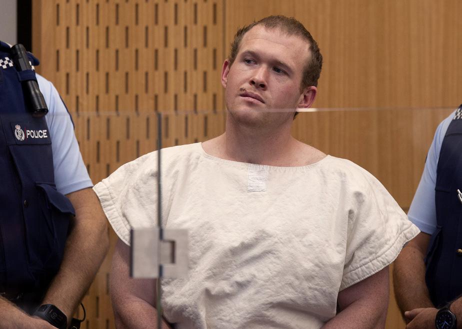 Attaque de mosquées en Nouvelle-Zélande: le tueur plaide coupable