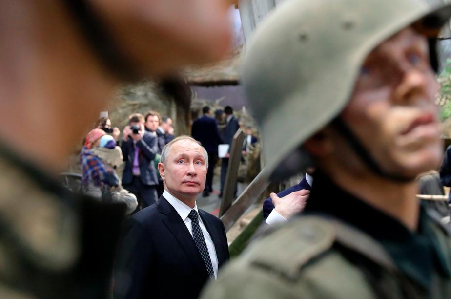 Poutine nomme son nouveau gouvernement