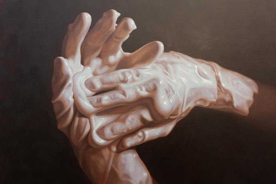 Rosalie Gamache a étudié dans une école d'art classique à Florence, en Italie. Et on peut dire que ça se voit…