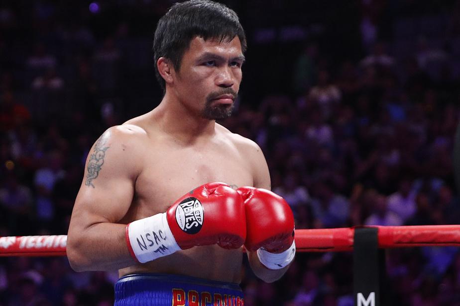 Boxe | Manny Pacquiao perd sa ceinture WBA des mi-moyens | La Presse