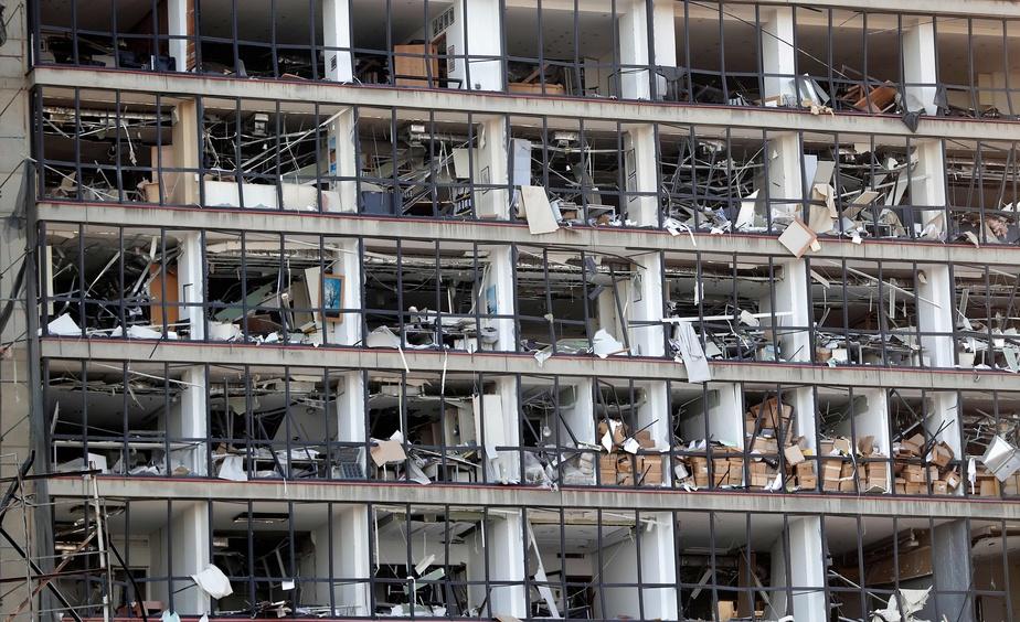 Le bilan s'alourdit à 137 morts et 5000 blessés — Beyrouth