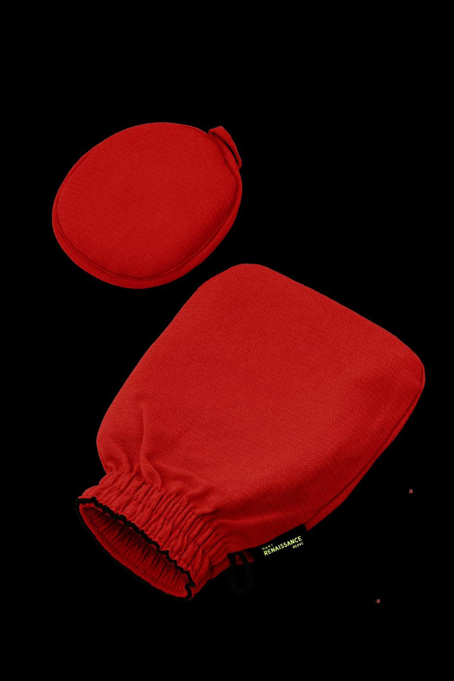 Le gant d'exfoliation Renaissance est le produit qui a fait la renommée de la femme d'affaires DanièleHenkel.