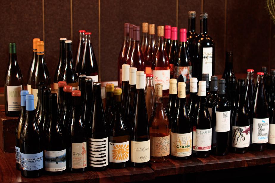 La sélection actuelle de vins du Foxy