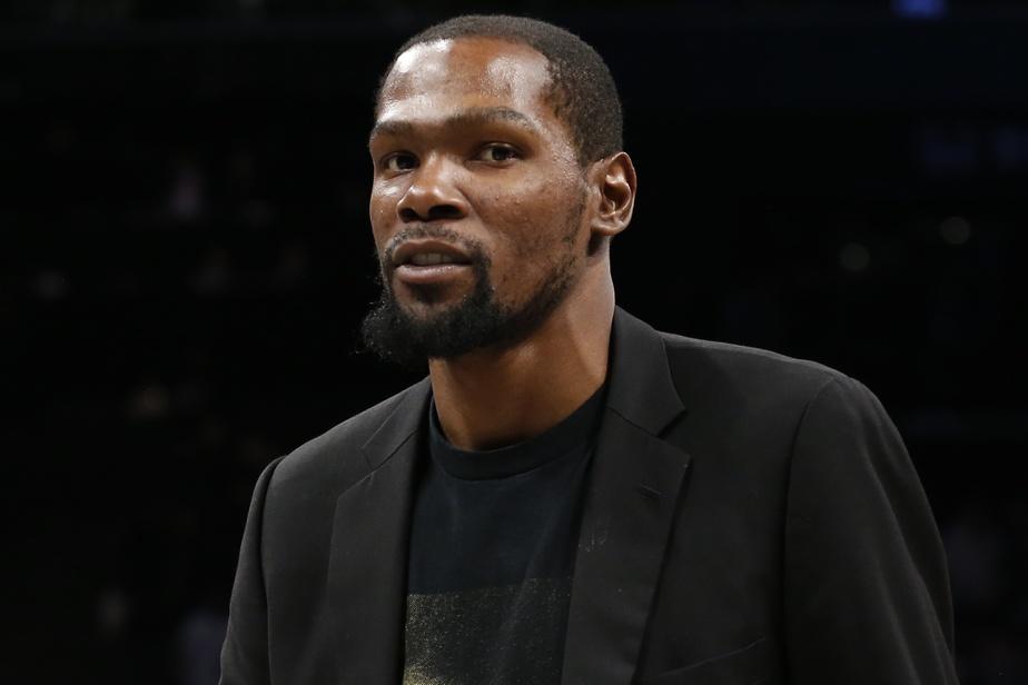 NBA : Kevin Durant testé positif au coronavirus - Basket - NBA - Coronavirus