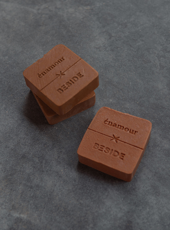 Le savon Énamour (ensemble de 3), 35$