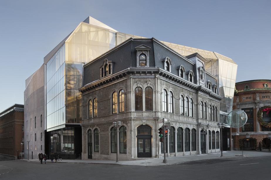 Le Diamant Coarchitecture, in situ atelier d'architecture, Jacques Plante architectes