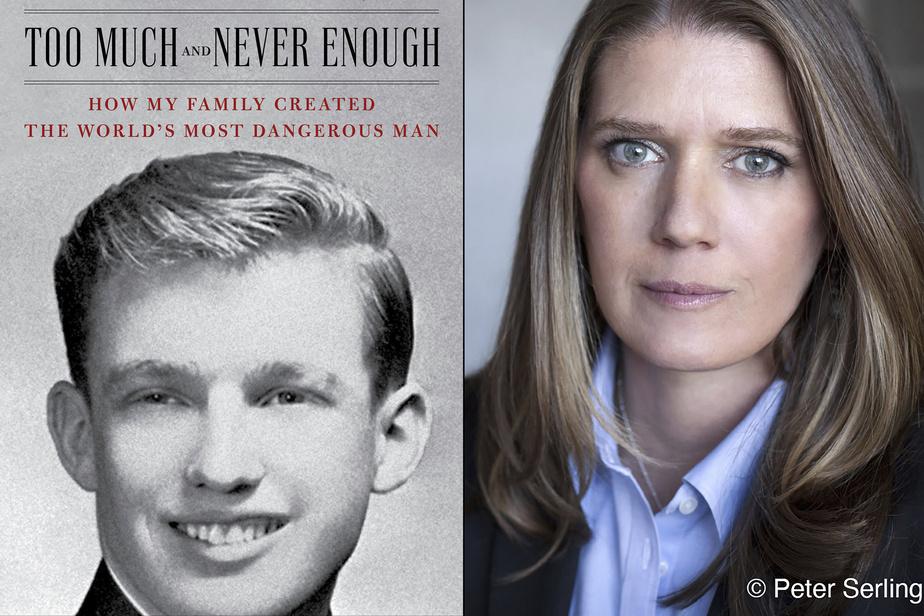 La nièce de Donald Trump trace un portrait dévastateur du président et de leur famille