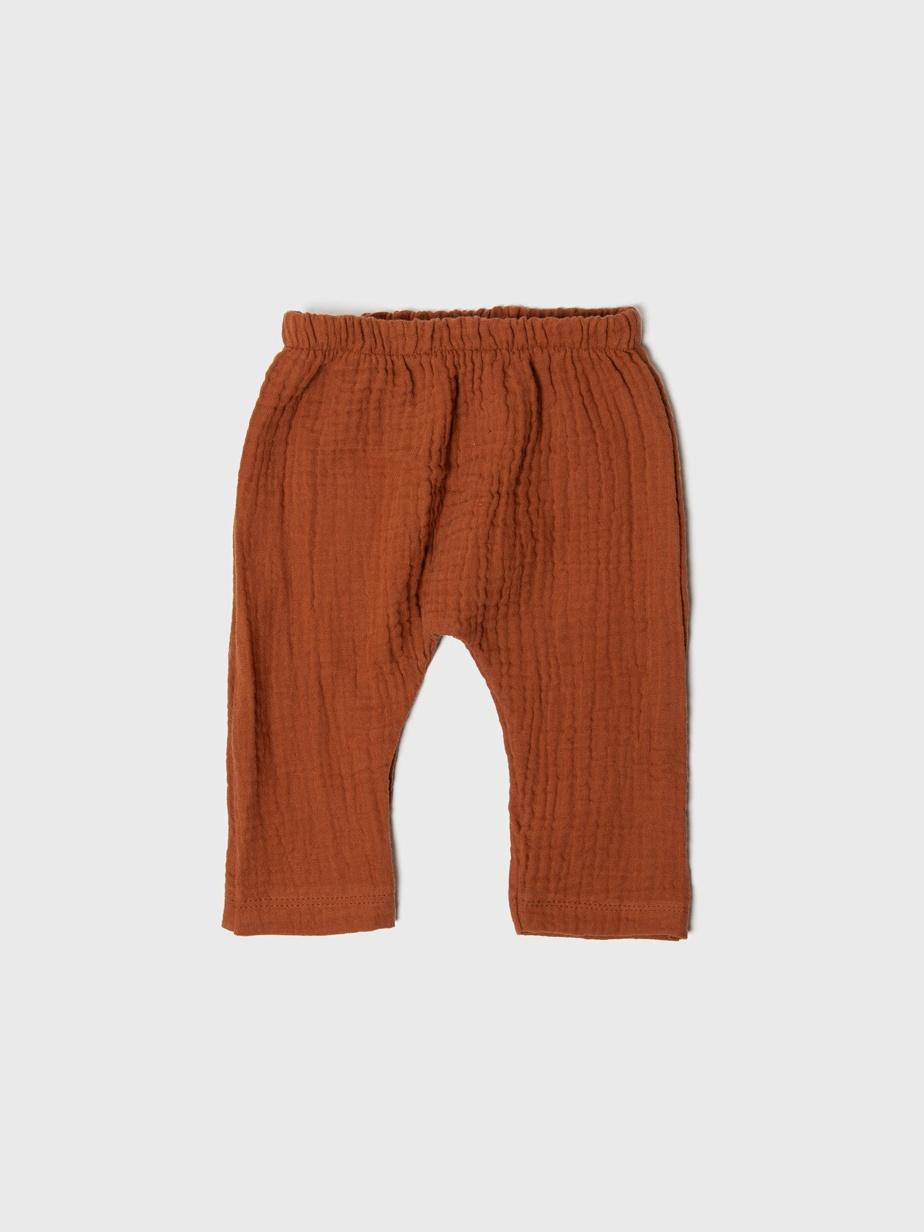 Pantalon Caesar en gaze de coton, 35$